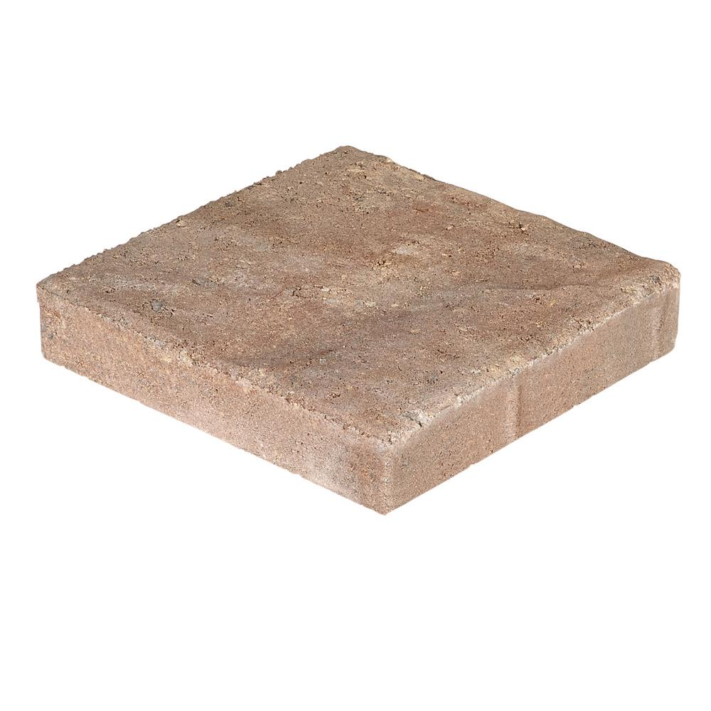Milano Medium 7.75 in. x 7.75 in. x 1.25 in. Ashley River Blend Concrete Paver (480 Pcs. / 207 Sq. ft. / Pallet)